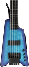 Steinberger XS-15FPA Custom (Transparent Blue)