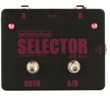 Whirlwind Selector Active A/B Switch Box