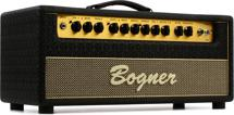 Bogner Shiva EL34 80-watt Handwired Tube Head with EL34 Tubes and Dual Reverb
