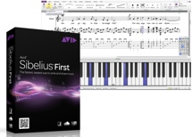 Avid Sibelius 7 First (Retail Box)