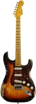 Fender Custom Shop Sweetwater Special '57 Stratocaster (Antique Burst, Heavy Relic)