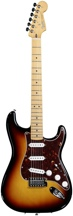 Fender Deluxe Roadhouse Stratocaster (Brown Sunburst)