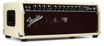 Fender Super Bassman Head (Blonde/Oxblood)