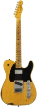 Fender Custom Shop Sweetwater Mod Squad '62 Telecaster Custom (Butterscotch, Heavy Relic, Tele)