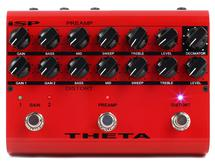 ISP Technologies Theta Preamp Distortion Pedal with Decimator Noise Reduction