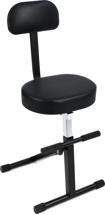 On-Stage Stands DT8500 Throne with Backrest