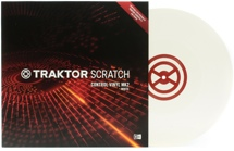 Native Instruments Traktor Scratch Control Vinyl MK2 (White)