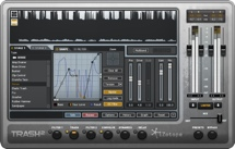 iZotope Trash 2 Multiband Waveshaping Distortion Plug-in - Upgrade From Trash 1