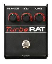 Pro Co TurboRat Distortion Pedal