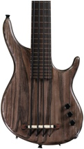Kala Solid Body U-Bass (4-String, Fretless, Sat Brown)