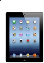 Apple iPad (Wi-Fi, 16GB Black)