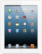 Apple iPad with Retina Display (Wi-Fi + 4G, Verizon, 16GB White)