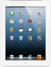 Apple iPad with Retina Display (Wi-Fi + 4G, Verizon, 64GB White)