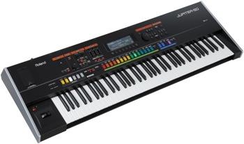 roland jupiter 50 76 key synthesizer. Black Bedroom Furniture Sets. Home Design Ideas