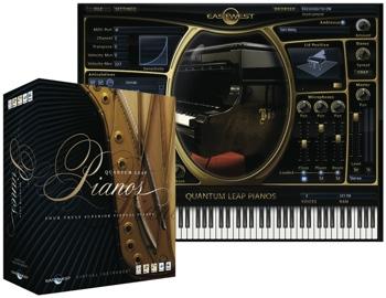 east west quantum leap pianos platinum. Black Bedroom Furniture Sets. Home Design Ideas