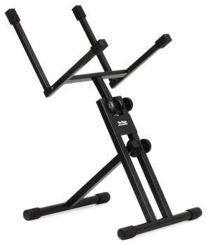On Stage Stands Rs7705 Pro Tiltback Amp Stand Sweetwater Com