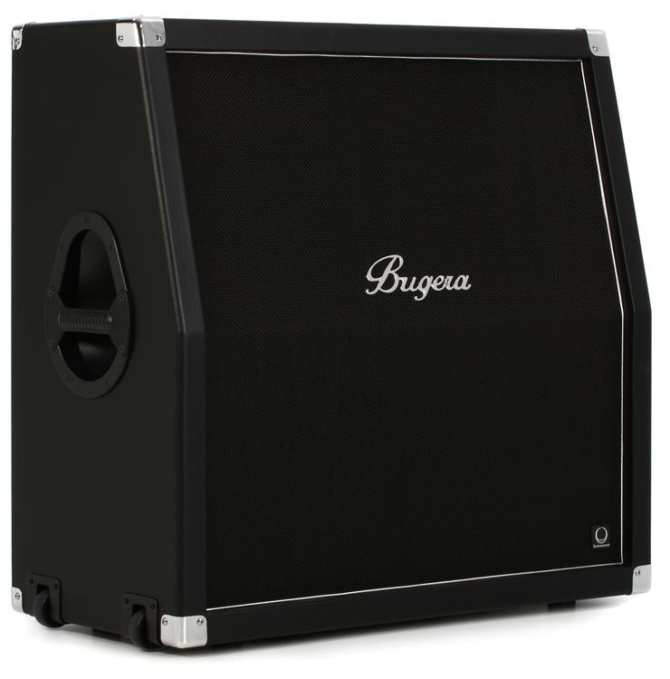 bugera 412ts 200w 4x12 slant cabinet. Black Bedroom Furniture Sets. Home Design Ideas