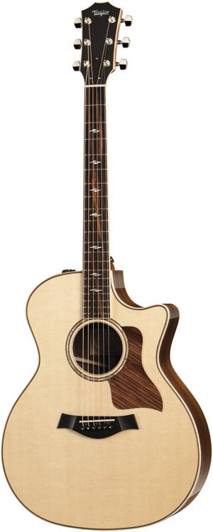taylor 800 series acoustic electric guitar demo sweetwater guitars. Black Bedroom Furniture Sets. Home Design Ideas