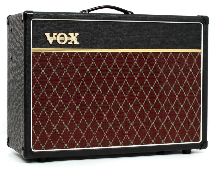vox ac15 custom tube combo 15w 1x12 guitar combo amp. Black Bedroom Furniture Sets. Home Design Ideas