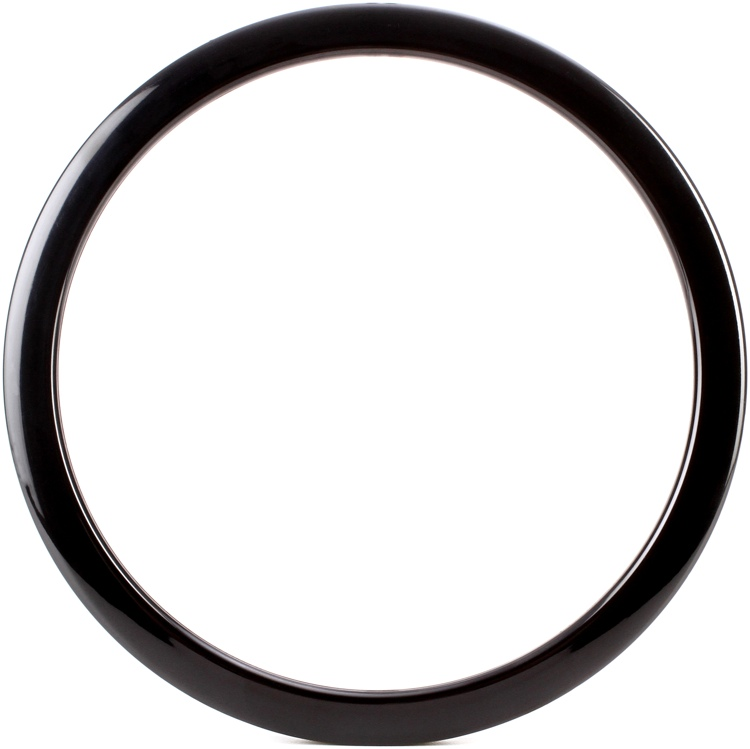 bass drum o 39 s port hole ring 6 black. Black Bedroom Furniture Sets. Home Design Ideas