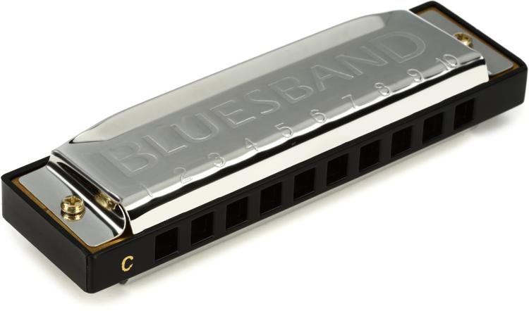 hohner blues band harmonica review. Black Bedroom Furniture Sets. Home Design Ideas