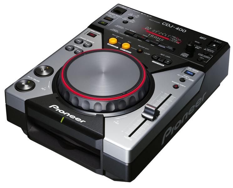 Close-up image | Pioneer Pro DJ CDJ-400