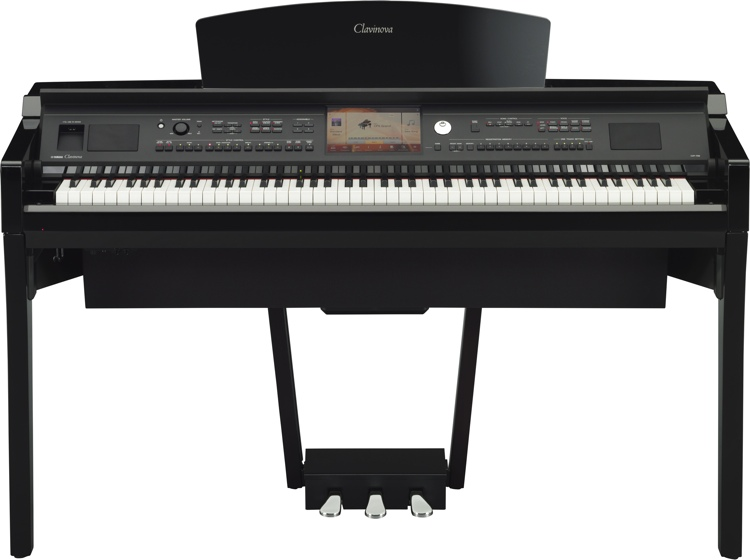 Yamaha Clavinova Follow Lights