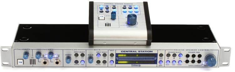 Presonus Central Station Plus Sweetwater Com