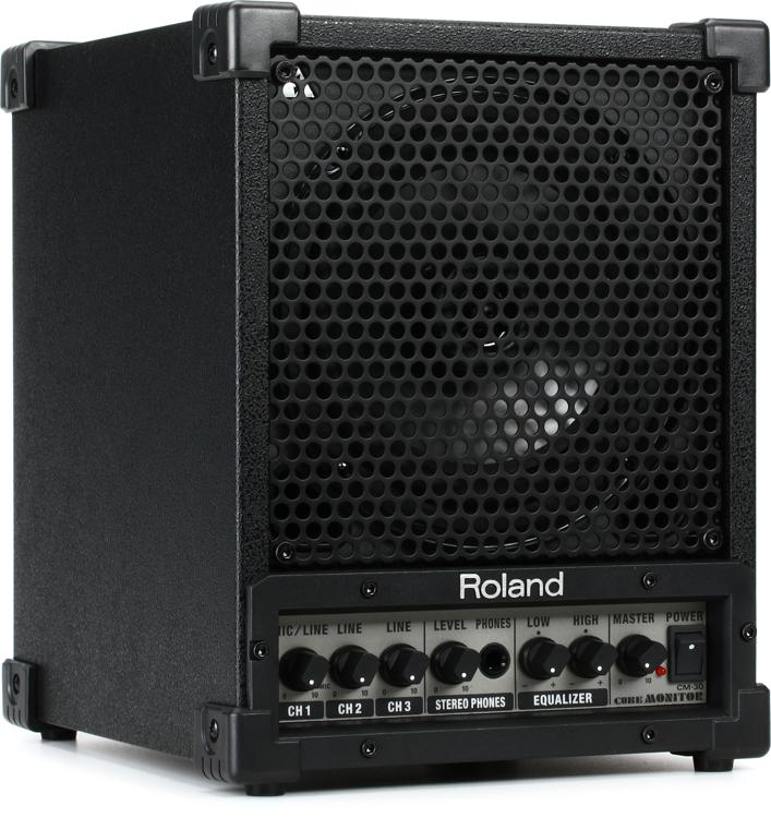 Roland Cm 30 Cube Monitor Sweetwater Com
