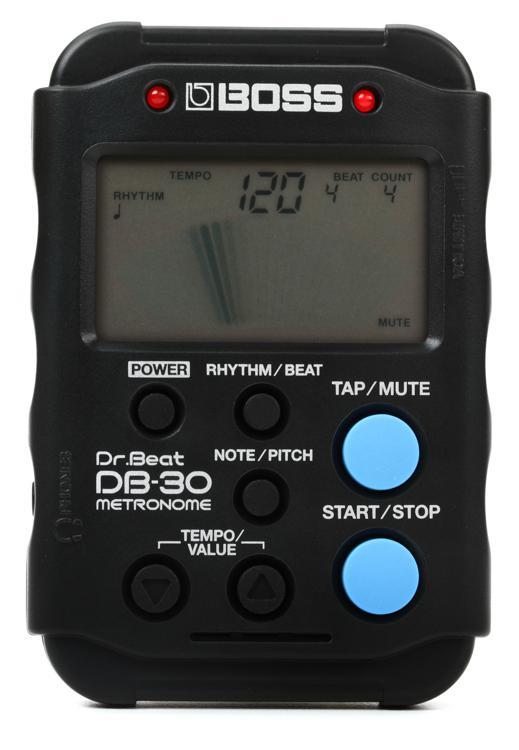 BOSS DB-30 Digital Metronome