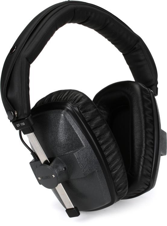 beyerdynamic dt 150 closed back isolating studio headphones. Black Bedroom Furniture Sets. Home Design Ideas