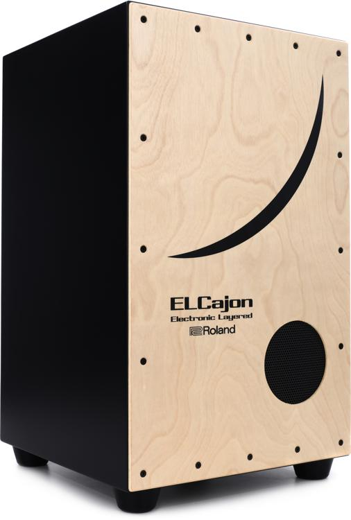 roland ec 10 el cajon electronic cajon review by sweetwater. Black Bedroom Furniture Sets. Home Design Ideas