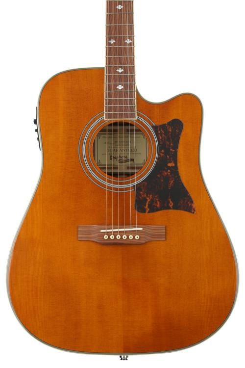 Epiphone DR-500MCE Acoustic-electric Guitar Review