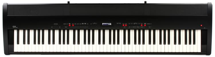 kawai es8 88 key digital piano review sweetwater. Black Bedroom Furniture Sets. Home Design Ideas