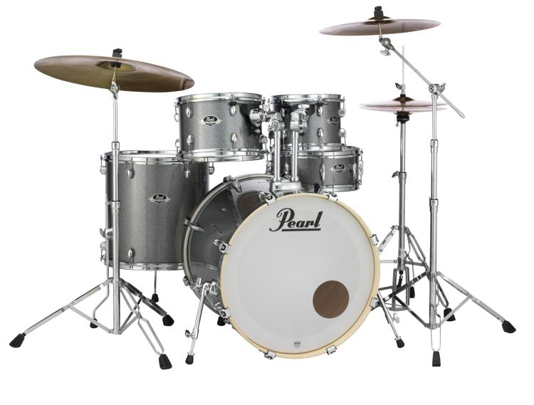 Pearl Export EXX 5-piece Drum Set With Hardware Fusion