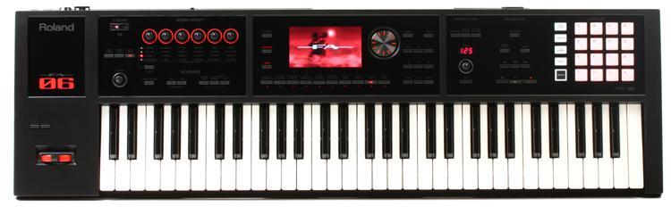 Roland FA-06 61-key Music Workstation FA06-large