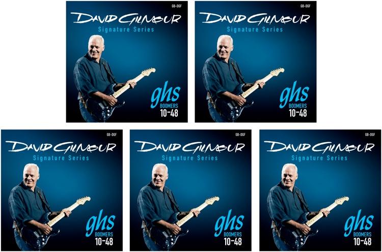 ghs gb dgf guitar boomers david gilmour signature electric guitar strings 5 pack. Black Bedroom Furniture Sets. Home Design Ideas