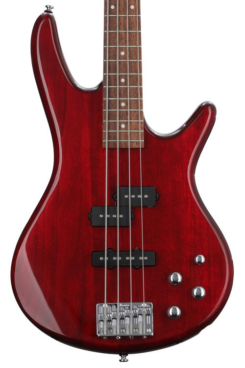 Ibanez Gsr200tr Gio Transparent Red Sweetwater Com