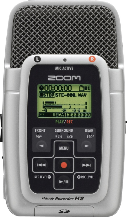Zoom H2 Sweetwater Com