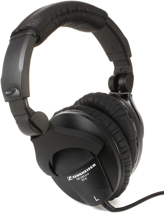 sennheiser hd 280 pro headphones overview at gearfest 39 13 sweetwater. Black Bedroom Furniture Sets. Home Design Ideas