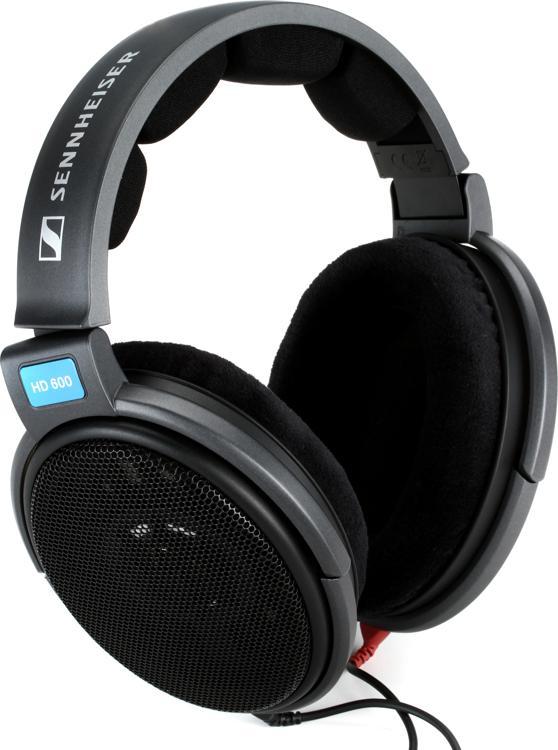 sennheiser hd 600 open back audiophile professional headphones. Black Bedroom Furniture Sets. Home Design Ideas