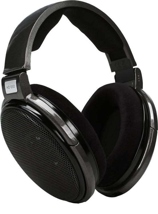 sennheiser hd 650 open back audiophile and reference headphones. Black Bedroom Furniture Sets. Home Design Ideas