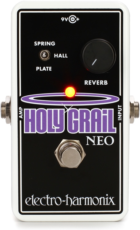 Electro Harmonix Holy Grail Neo Reverb Sweetwater Com