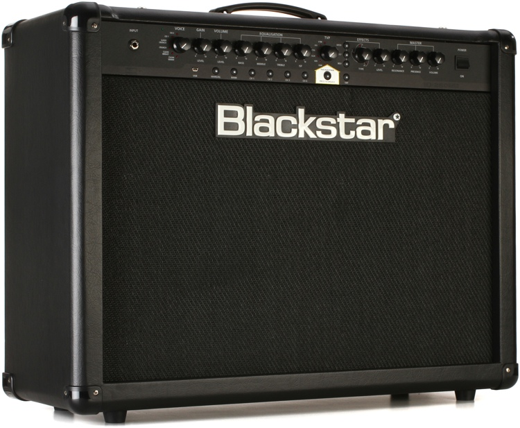 blackstar id 260tvp 120w 2x12 guitar combo amp. Black Bedroom Furniture Sets. Home Design Ideas