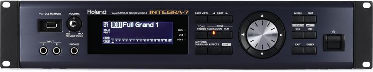 Free Roland Integra-7 Editor Plug-in Now Available for