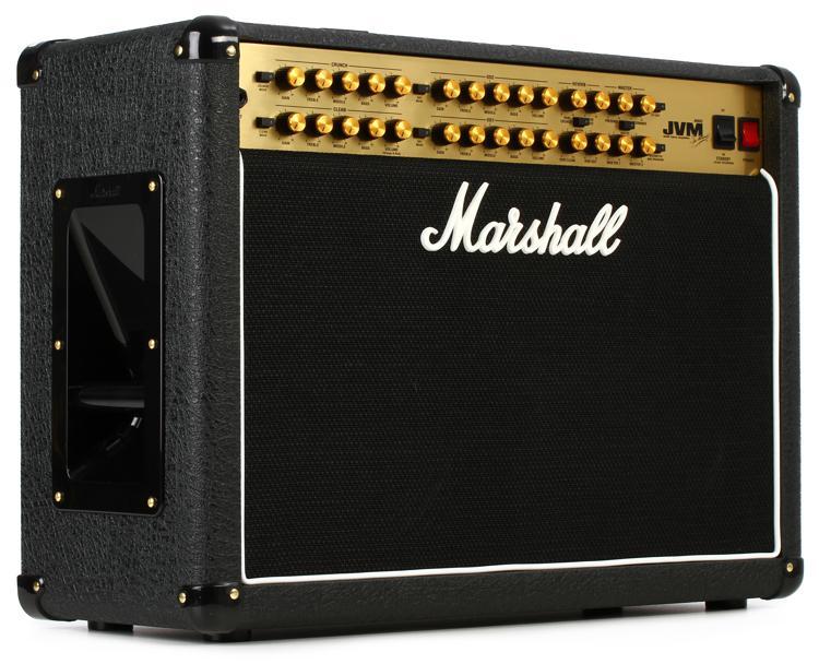 marshall jvm410c 100w 2x12 guitar combo amp. Black Bedroom Furniture Sets. Home Design Ideas