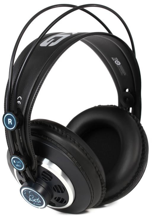 Akg K240 Mkii Semi Open Pro Studio Headphones Sweetwater Com