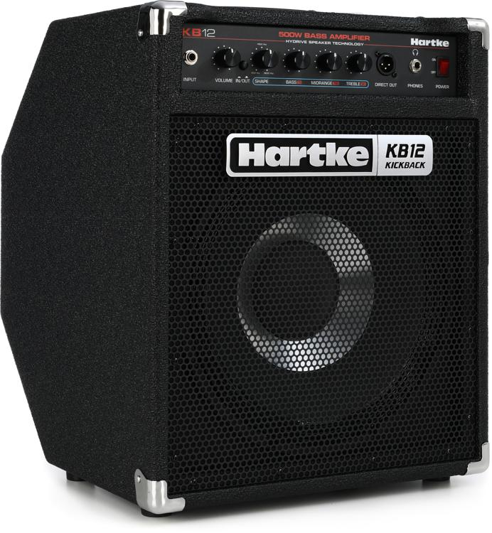 hartke kb12 kickback 1x12 bass combo demo with victor wooten sweetwater. Black Bedroom Furniture Sets. Home Design Ideas