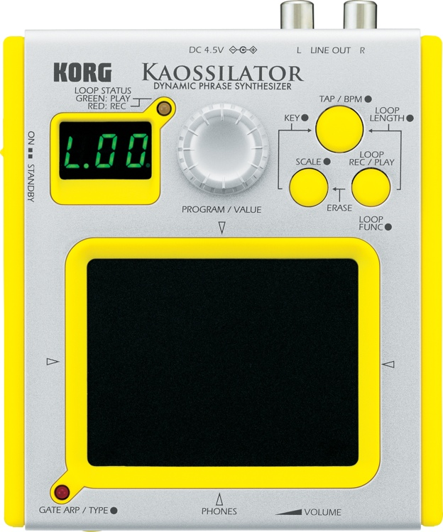 Korg KAOSSILATOR Review | Sweetwater