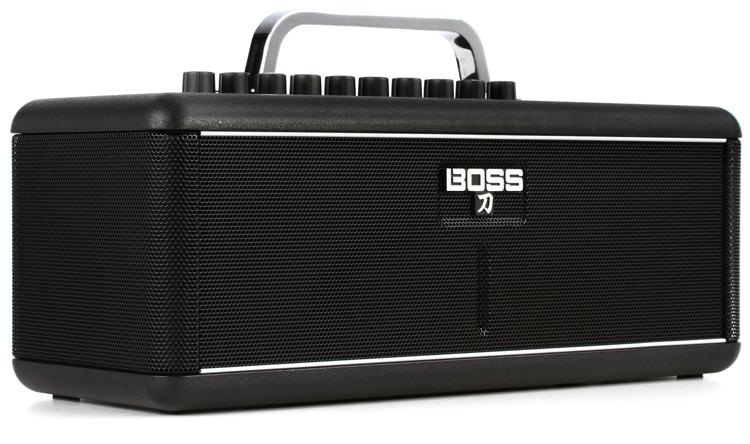 boss katana air wireless guitar amplifier demo at winter namm 2018 sweetwater. Black Bedroom Furniture Sets. Home Design Ideas